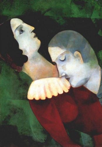 Tableau de Chagall